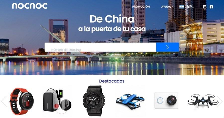 nocnoc: Comprar en DealeXtreme desde Argentina sin problemas de aduana y AFIP