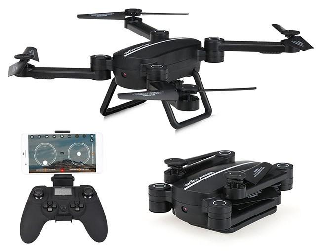 JIE-STAR X8TW: Un excelente drone barato y de calidad para los que recién empiezan