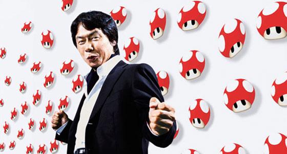 El creador del Mario Bros es candidato al Príncipe de Asturias