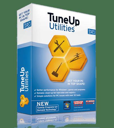Descargar TuneUp Utilities 2010 full GRATIS