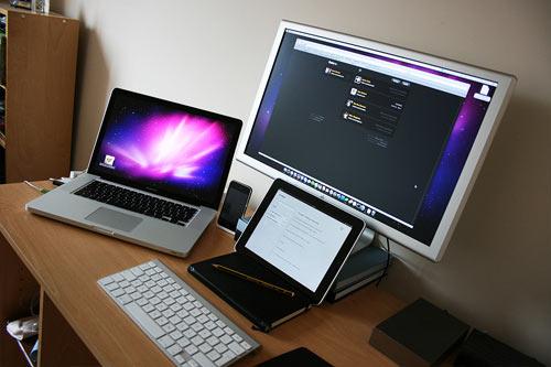 Workspaces de diseñadores y bloggers reconocidos
