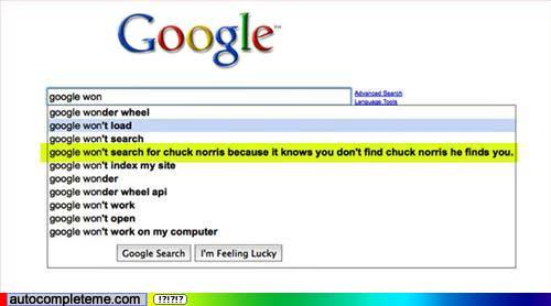 Autocomplete Me: Galería con búsquedas de Google