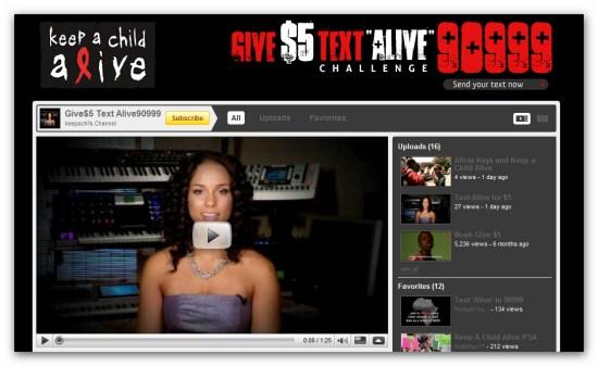 Alicia Keys también va a dar un recital en vivo a través de YouTube