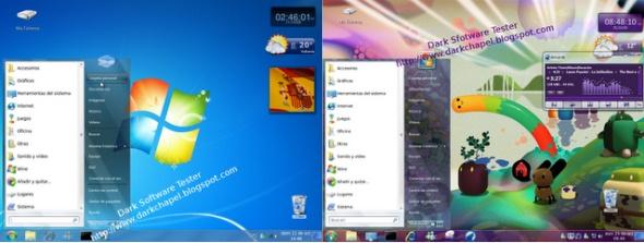 Transformar Ubuntu en Windows 7 (visualmente)