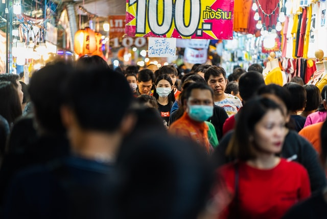 Crece la preocupación por la privacidad dentro de la aplicación de rastreo de Covid tailandesa